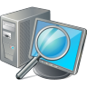 96x96px size png icon of computer search