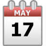 96x96px size png icon of calender