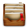 96x96px size png icon of wood folder
