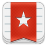 96x96px size png icon of wunderlist