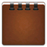 96x96px size png icon of notepad 2