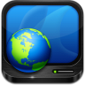 96x96px size png icon of network places