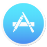 96x96px size png icon of Appstore
