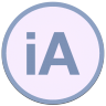 96x96px size png icon of iA