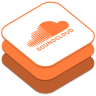 96x96px size png icon of Soundcloud