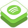 96x96px size png icon of Spotify
