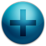 96x96px size png icon of alarm plus