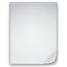 96x96px size png icon of files file