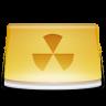96x96px size png icon of folders burn folder