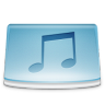 96x96px size png icon of folders music folder