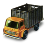 96x96px size png icon of Cattle Truck