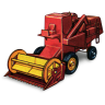96x96px size png icon of Combine Harvester