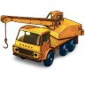 96x96px size png icon of Dodge Crane Truck