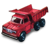 96x96px size png icon of Dumper Truck