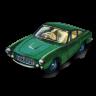96x96px size png icon of Ferrari Berlinetta
