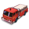 96x96px size png icon of Fire Pumper