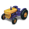 96x96px size png icon of Ford Tractor