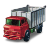 96x96px size png icon of GMC Tipper Truck