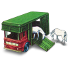 96x96px size png icon of Horse Box with Two Horses