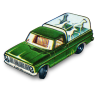 96x96px size png icon of Kennel Truck