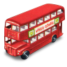 96x96px size png icon of London Bus