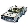 96x96px size png icon of Police Car