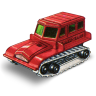 96x96px size png icon of Snow Trac Tractor