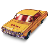 96x96px size png icon of Taxi