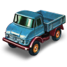 96x96px size png icon of Unimog