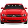 96x96px size png icon of Ford Mustang
