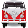 96x96px size png icon of Volkswagen Bulli Bus