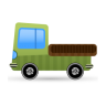 96x96px size png icon of lorry