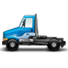96x96px size png icon of Dura Truck blue