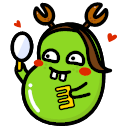 Crab bean Icon