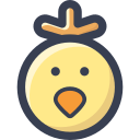 08- chicken Icon