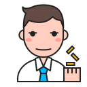 Staff member Icon