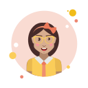icons8-brown-hair-bu Icon