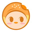 Egg-Yolk Puff Icon