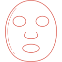 Mask line Icon
