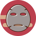 Beauty -03- mask Icon
