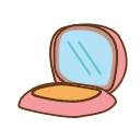 Foundation make-up Icon