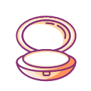 Finishing powder Icon