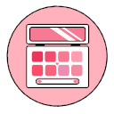 Eyeshadow Compact Icon