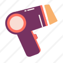 Hair dryer -01 Icon