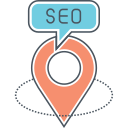 LOCAL SEO Icon
