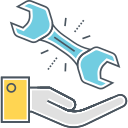 MAINTENANCE TOOLS Icon