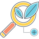 ORGANIC SEARCH Icon