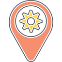 PLACES OPTIMIZATIONS Icon