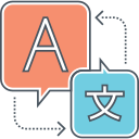 TRANSLATION & LOCALIZATION Icon