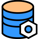 Acceptance data management Icon